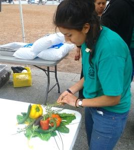 preparing recovered food